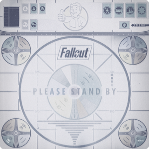 Fallout: Gamemat- Please Stand By