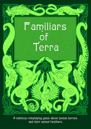 Familiars Of Terra: Core Rulebook [SC]