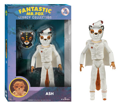Fantastic Mr. Fox Legacy Collection: Ash