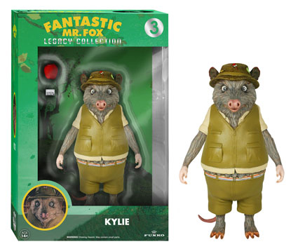 Fantastic Mr. Fox Legacy Collection: Kylie