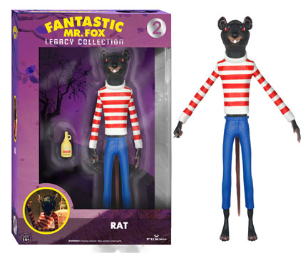 Fantastic Mr. Fox Legacy Collection: Rat