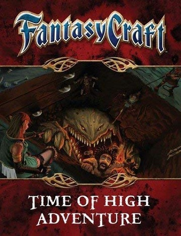 Fantasy Craft: Time of High Adventure