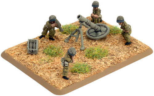 Fate of a Nation: Israeli: 120mm Artillery Battery