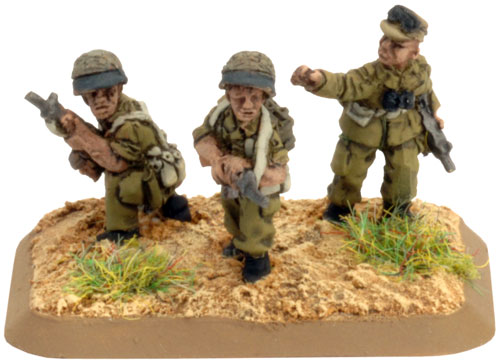 Fate of a Nation: Israeli: Command Teams