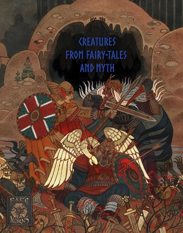 Fate of the Norns - Creatures from Fairy Tales (HC)