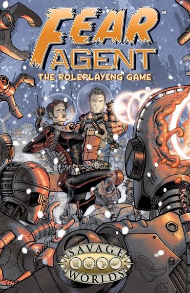 Fear Agent Limited Edition (HC)