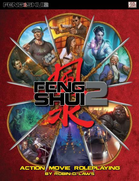 Feng Shui 2: Core Rulebook