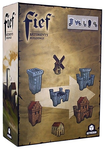 Fief: Buildings Pack