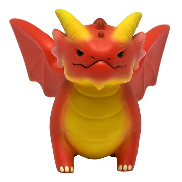 Dungeons & Dragons: Figurines of Adorable Power - Red Dragon