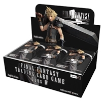 Final Fantasy Opus 4- Booster Box