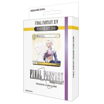 Final Fantasy Opus 5- XIV Starter Deck