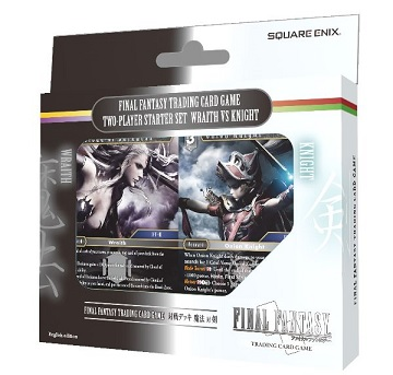 Final Fantasy TCG: Two-Player Starter - Wraith Vs. Knight