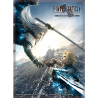 Final Fantasy VII Advent Children: Cloud and Sephiroth- Card Sleeves (60)