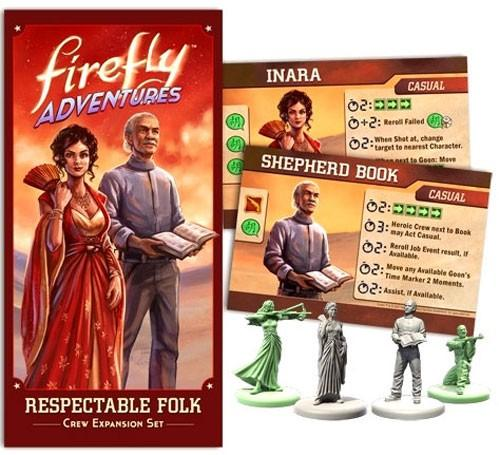 Firefly Adventures: Respectable Folk