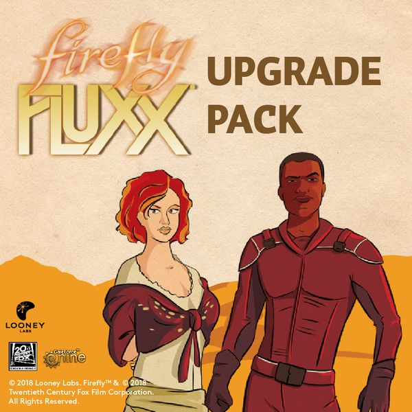 Firefly Fluxx: Upgrade Pack