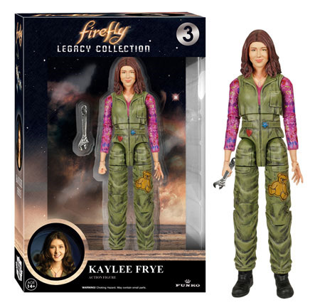 Firefly Legacy Collection: KAYLEE FRYE