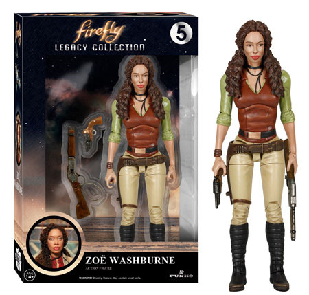 Firefly Legacy Collection: ZOE WASHBURNE