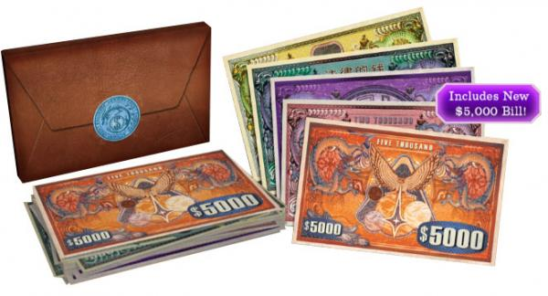 Firefly- The Game: Big Money Deluxe Accessory