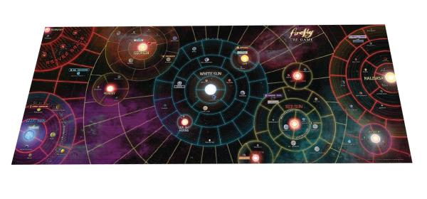 Firefly- The Game: The Whole Damn Verse Mat