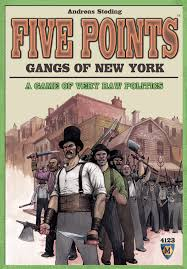 Five Points: Gangs of New York [SALE]