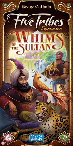 Five Tribes: Whims of Sultan