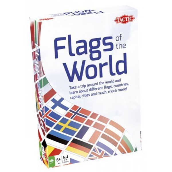 Flags Of The World [Damaged]