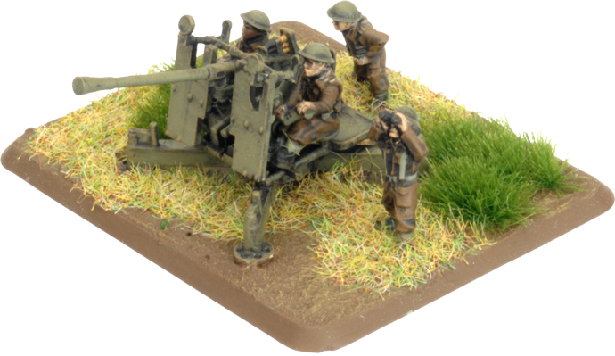 Flames of War: British: Bofors Light AA Troop
