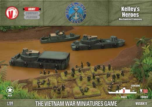 Tour of Duty: USA: Kelleys Heroes (US Riverine Army Deal)