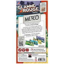 Flamme Rouge - Meteo Expansion