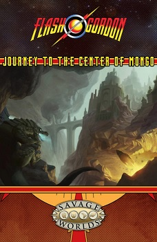 Flash Gordon RPG: GM Screen and Journey Adventure