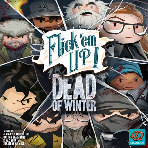 Flickem Up!: Dead Of Winter [SALE]