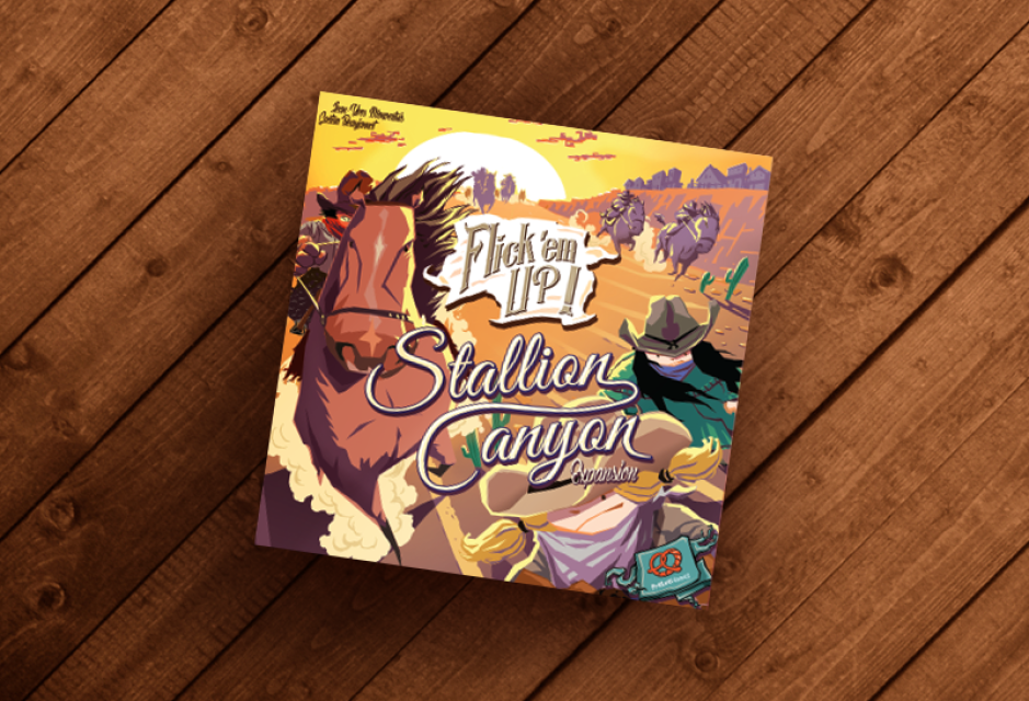 Flickem Up!: Stallion Canyon [SALE]