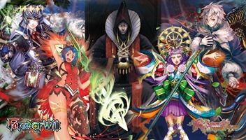 Force Of Will Playmat: Return of The Dragon Emperor