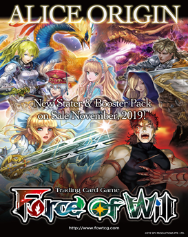 Force of Will: Alice Origin: Melgis Starter Deck