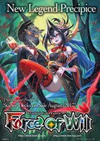 Force of Will: New Legend Precipice- Darkness Starter Deck: Children Of The Night