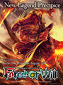 Force of Will: New Legend Precipice- Fire Starter Deck: Blood Of The Dragons