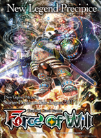 Force of Will: New Legend Precipice- Light Starter Deck: King Of The Mountain
