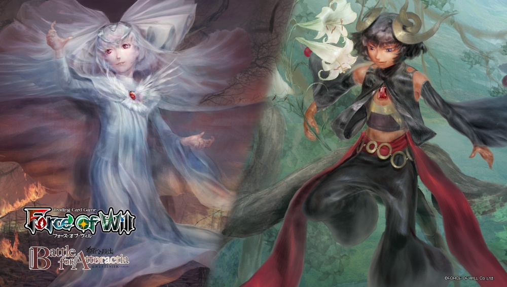 Force of Will Playmat: Battle For Attoractia
