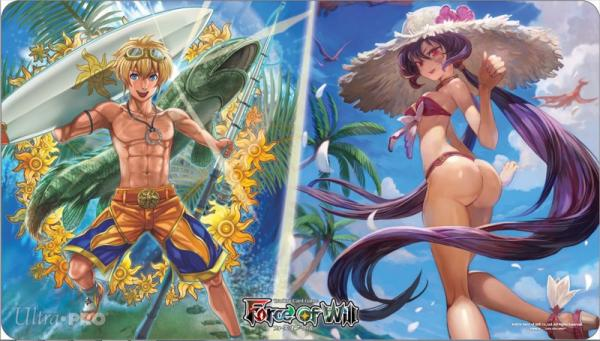 Force of Will Playmat: Beach Day