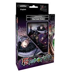 Force of Will: The Lost Tomes- Starter Decks