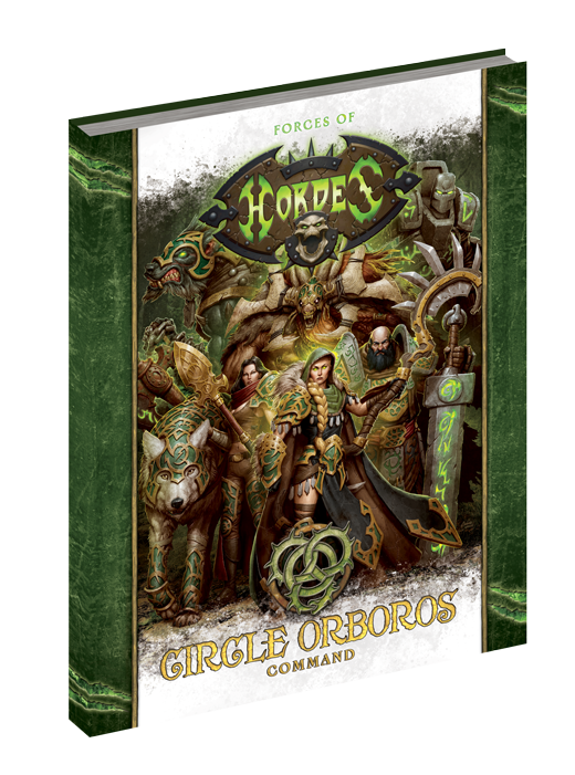 Forces Of Hordes: Circle Orboros Command (HC)