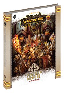 Forces Of Warmachine: The Protectorate Of Menoth Command (HC)