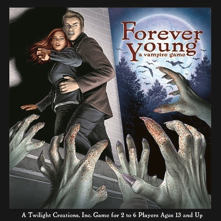 Forever Young: A Vampire Game [SALE]