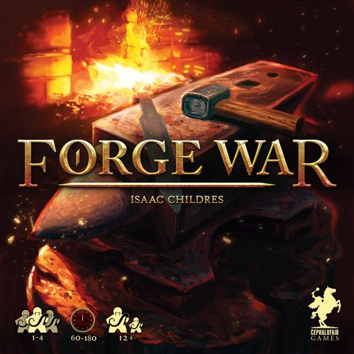 Forge War (2nd Printing) [Damaged]