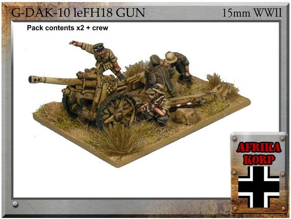 Forged in Battle: German: leFH 18 leichte FeldHaubitze Gun