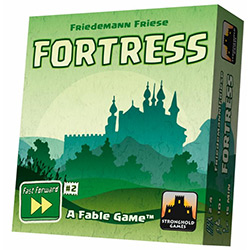 Fortress (Fast Forward Series)