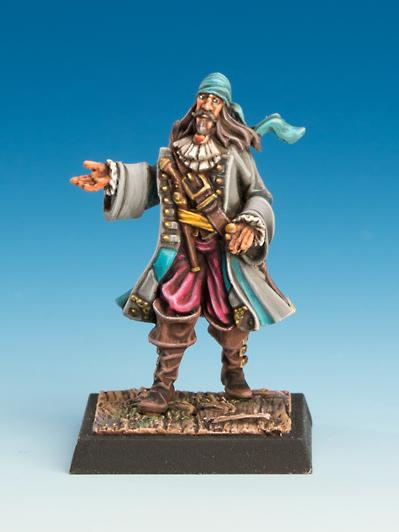 Freebooters Fate: Pirates: Rubio