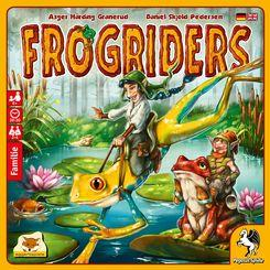 Frogriders [Damaged]