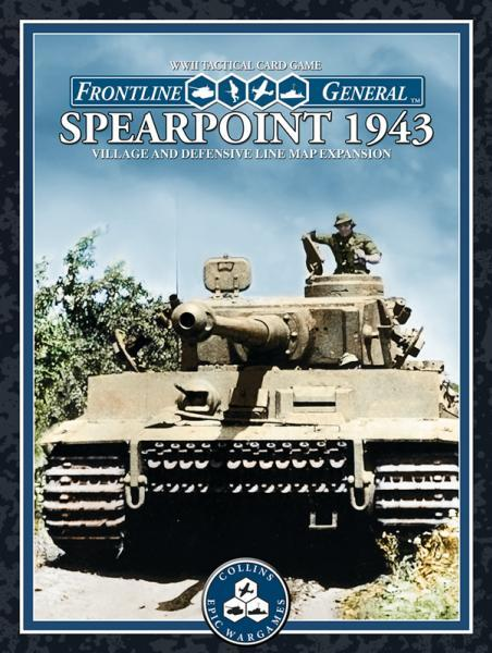 Frontline General: Spearpoint 1943 Village and Defensive Line Map Expansion