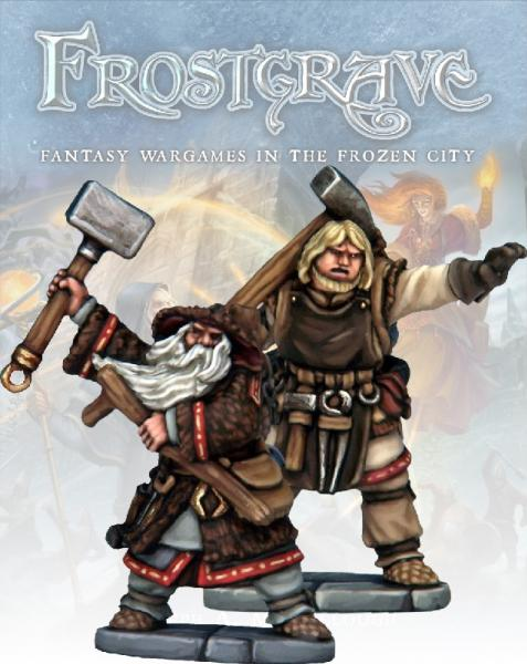 Frostgrave: Enchanter and Apprentice